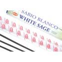 Encens Sauge Blanche. Lot de 100 bâtonnets marque HEM