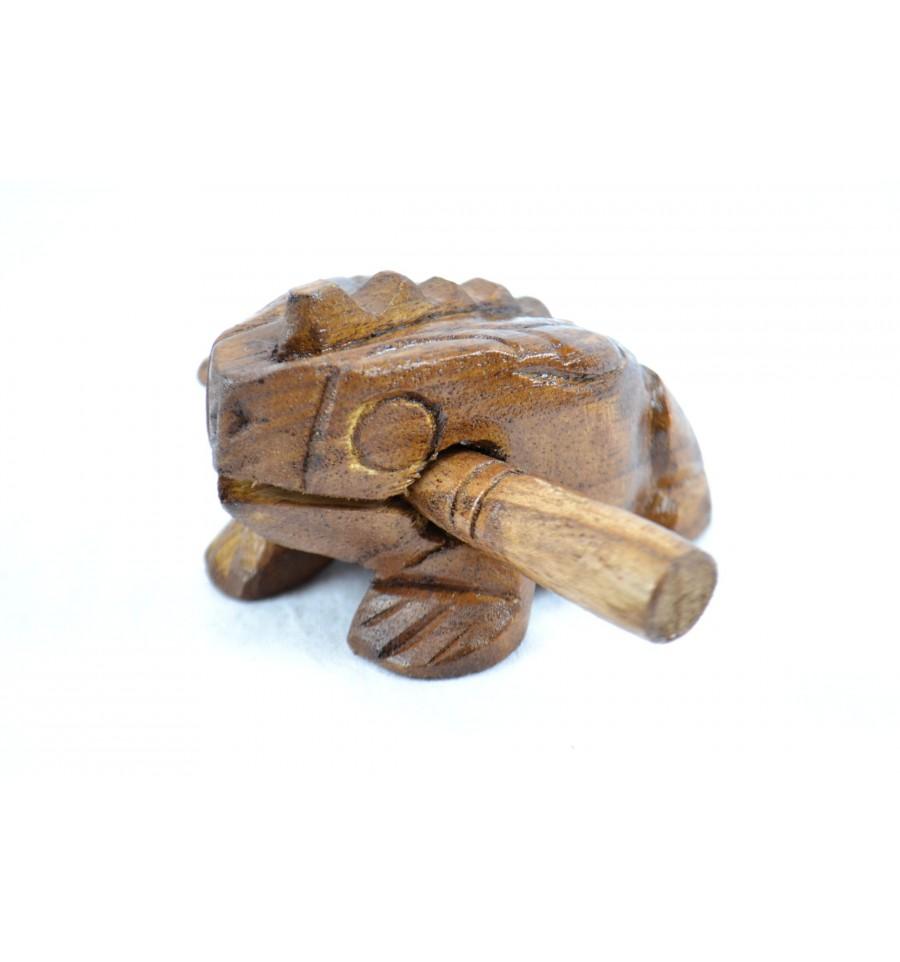acheter grenouille musicale en bois instrument de musique enfant. Black Bedroom Furniture Sets. Home Design Ideas