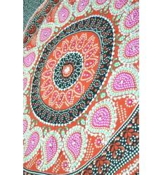 Sarong de Bali 170x115cm paréo de plage, foulard, tenture murale...