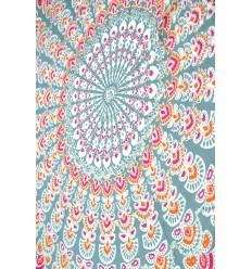 Sarong de Bali 170x115cm paréo de plage, grand foulard, ou textile déco.