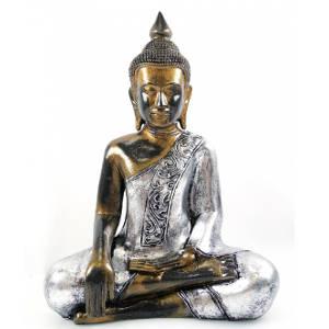 Bouddha thaïlandais en résine