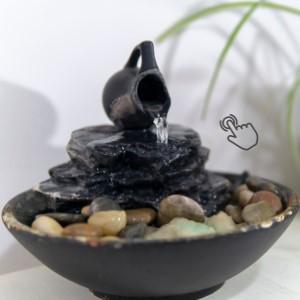 Fontaine d'intérieur zen
