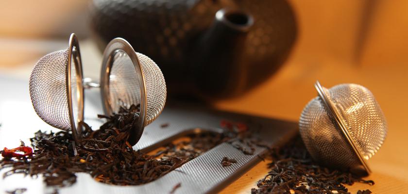bienfaits du thé noir vertus coco papaya