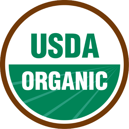 Label USDA organic