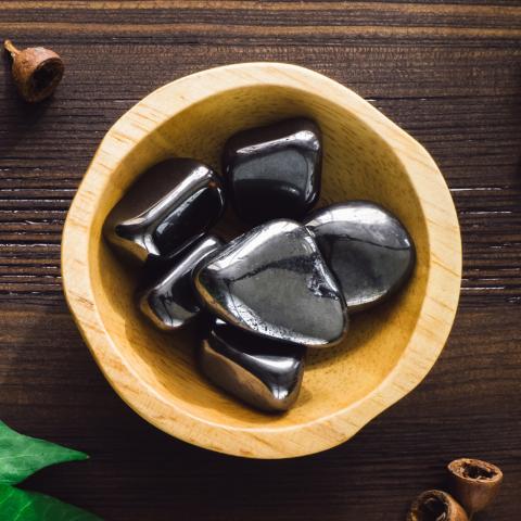 hématite pierre naturelle lithothérapie