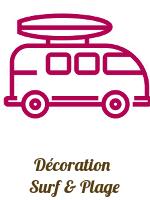 Décoration Surf & Plage
