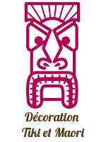 Décoration Tiki Maori