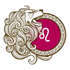 lion signe astrologique